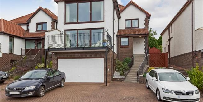 Fixed Price £350,000, 4 Bedroom Detached House For Sale in Wemyss Bay, PA18