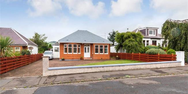 Offers Over £265,000, 4 Bedroom Detached Bungalow For Sale in Largs, KA30