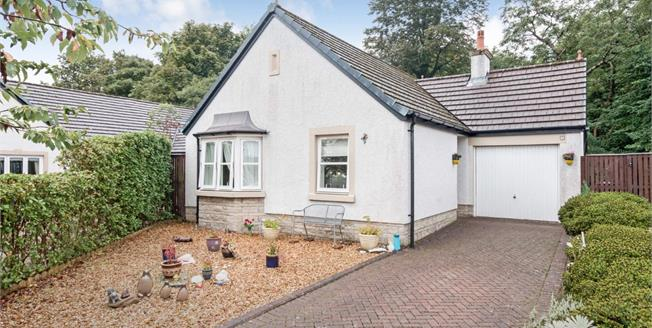 Offers Over £190,000, 2 Bedroom Detached Bungalow For Sale in Largs, KA30