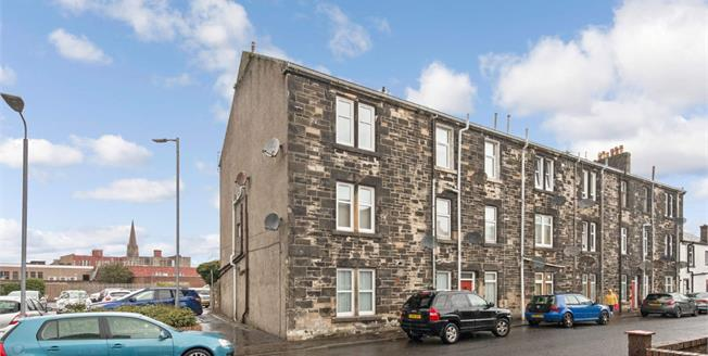 Fixed Price £38,000, 1 Bedroom Flat For Sale in North Ayrshire, KA30