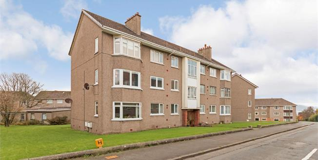 Offers Over £85,000, 2 Bedroom Flat For Sale in West Kilbride, KA23