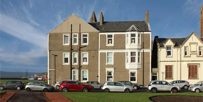 Offers Over £90,000, 1 Bedroom Flat For Sale in North Ayrshire, KA30