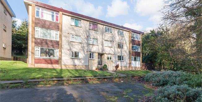 Offers Over £70,000, 2 Bedroom Flat For Sale in West Kilbride, KA23