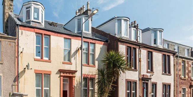 Offers Over £40,000, 1 Bedroom Flat For Sale in Millport, KA28