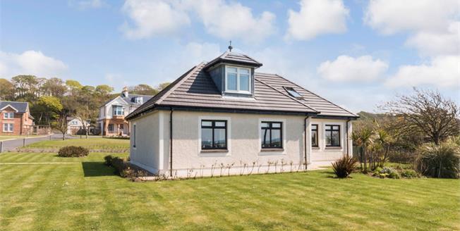 Offers Over £395,000, 4 Bedroom Detached Cottage For Sale in Ardrossan, KA22