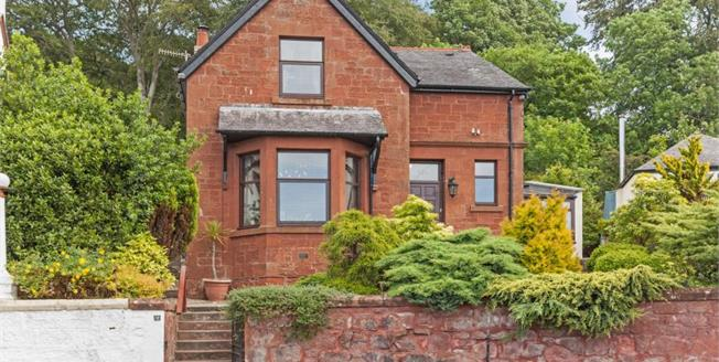 Offers Over £360,000, 4 Bedroom Detached House For Sale in Largs, KA30