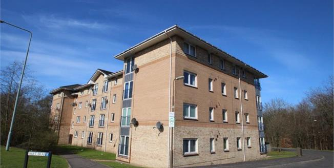 Offers Over £95,000, 2 Bedroom Ground Floor Flat For Sale in Livingston, EH54