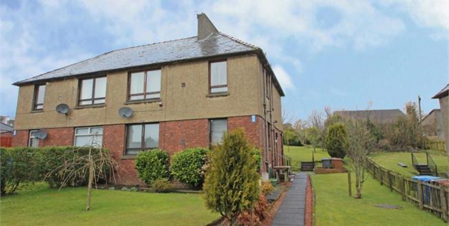Offers Over £55,000, 2 Bedroom Upper Floor Flat For Sale in Armadale, EH48