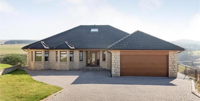 Offers Over £380,000, 6 Bedroom Detached House For Sale in Fauldhouse, EH47