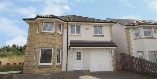 Offers Over £190,000, 4 Bedroom Detached House For Sale in Addiewell, EH55