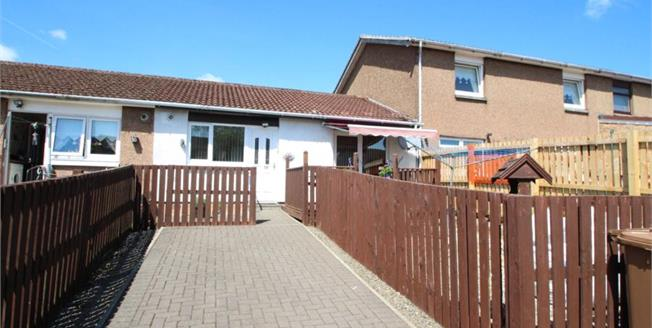 Offers Over £78,000, 1 Bedroom Terraced Bungalow For Sale in Deans, EH54