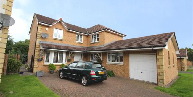 Offers Over £290,000, 5 Bedroom Detached House For Sale in Livingston, EH54