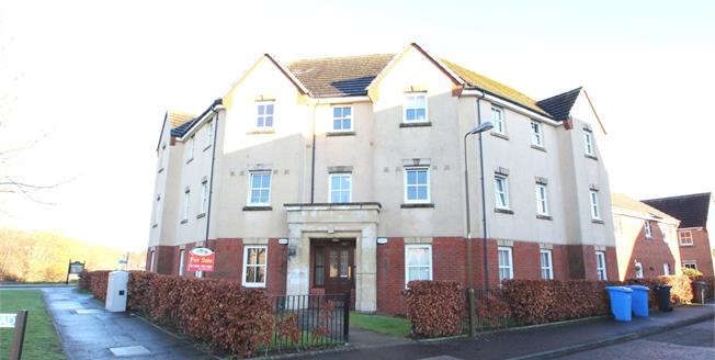Offers Over £110,000, 2 Bedroom Flat For Sale in Bathgate, EH48