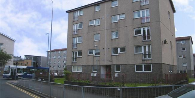 Offers Over £49,995, 2 Bedroom Upper Floor Flat For Sale in Paisley, PA1