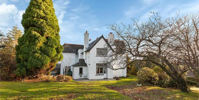 Fixed Price £470,000, 5 Bedroom Detached House For Sale in Paisley, PA2
