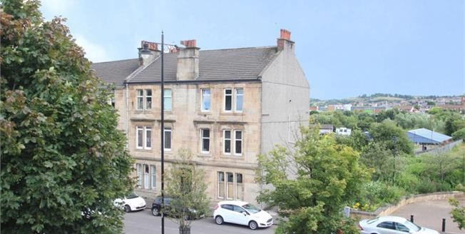 Offers Over £49,995, 1 Bedroom Upper Floor Flat For Sale in Barrhead, G78