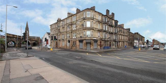 Offers Over £29,995, 1 Bedroom Ground Floor Flat For Sale in Renfrewshire, PA3
