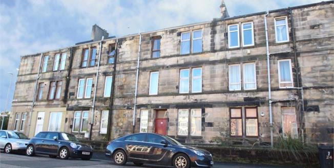 Offers Over £69,995, 2 Bedroom Upper Floor Flat For Sale in Paisley, PA1