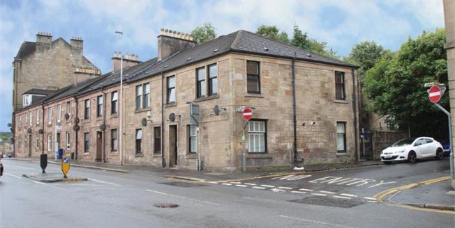 Offers Over £59,995, 1 Bedroom Upper Floor Flat For Sale in Renfrewshire, PA2