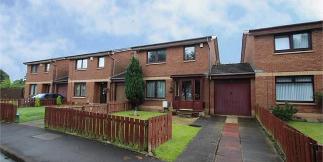 Offers Over £89,995, 3 Bedroom Link Detached House For Sale in Paisley, PA3