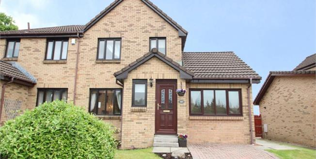 Offers in the region of £185,000, 4 Bedroom Semi Detached House For Sale in Erskine, PA8
