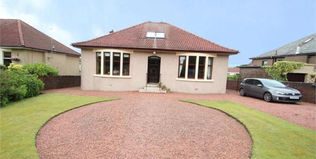 Offers Over £215,000, 4 Bedroom Detached Bungalow For Sale in Beith, KA15