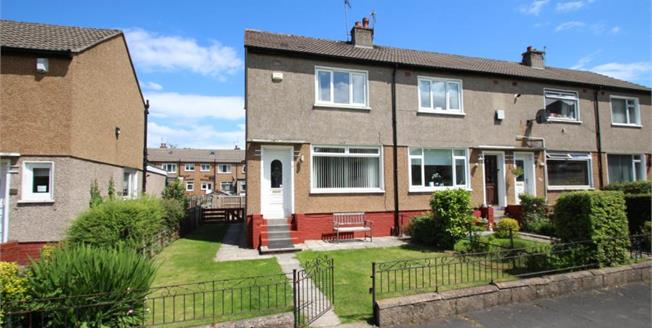 Offers Over £114,500, 2 Bedroom End of Terrace House For Sale in Paisley, PA2