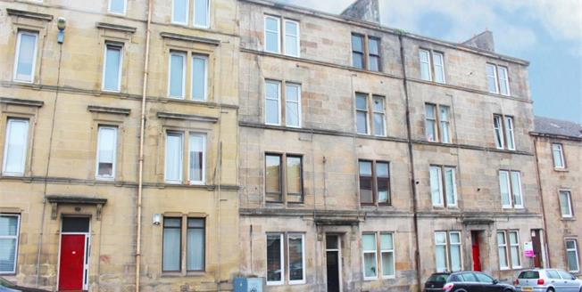 Offers Over £25,000, 1 Bedroom Flat For Sale in Paisley, PA1