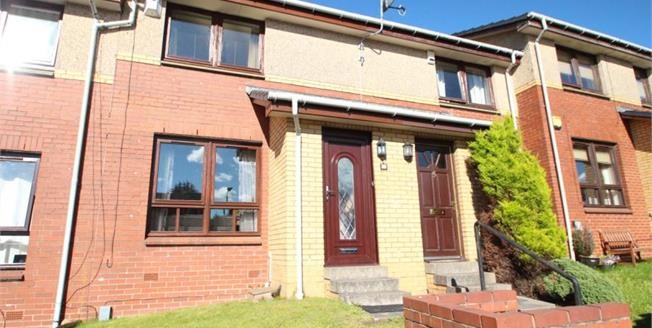 Fixed Price £85,000, 2 Bedroom Terraced House For Sale in Paisley, PA2