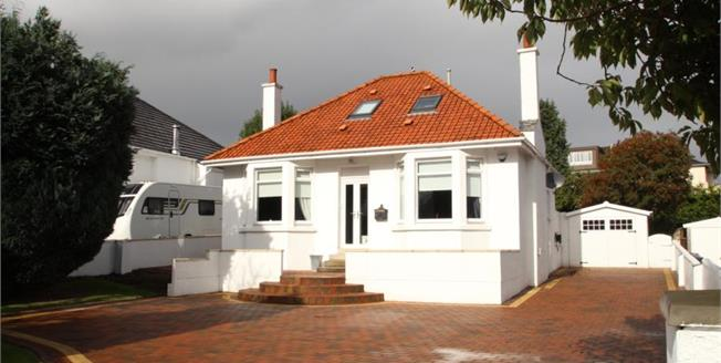 Offers Over £285,000, 3 Bedroom Detached Bungalow For Sale in Paisley, PA1