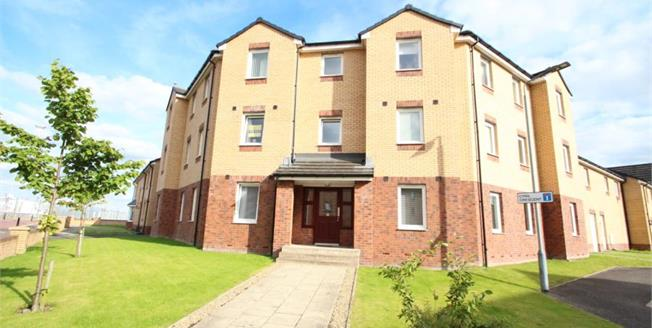 Offers Over £95,000, 2 Bedroom Ground Floor Flat For Sale in Paisley, PA1