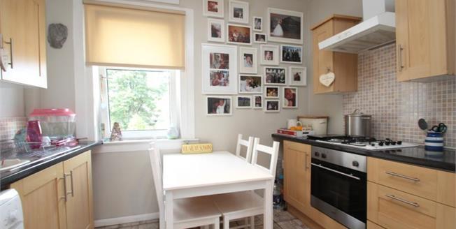 Offers Over £55,000, 2 Bedroom Upper Floor Flat For Sale in Johnstone, PA5