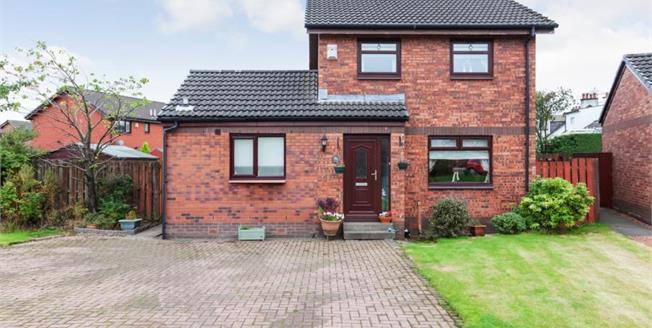 Offers Over £179,995, 4 Bedroom Detached House For Sale in Paisley, PA1
