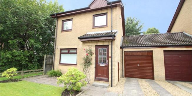 Offers Over £155,000, 3 Bedroom Detached House For Sale in Paisley, PA1