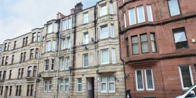 Offers Over £25,000, 1 Bedroom Upper Floor Flat For Sale in Paisley, PA1