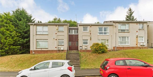Fixed Price £60,000, 1 Bedroom Flat For Sale in Paisley, PA2