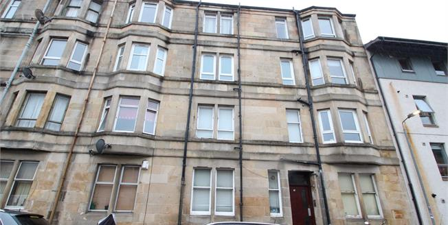 Fixed Price £45,000, 2 Bedroom Flat For Sale in Paisley, PA2