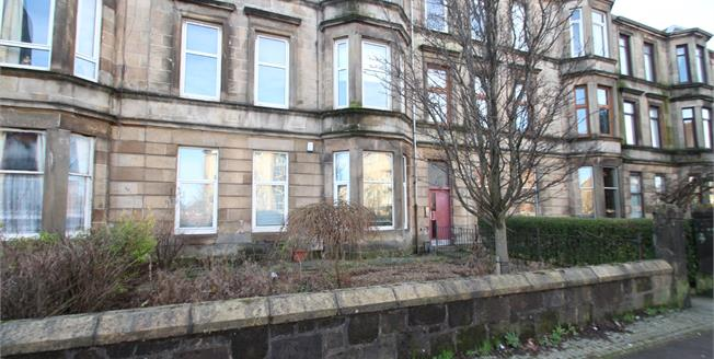 Offers Over £78,000, 2 Bedroom Flat For Sale in Paisley, PA3