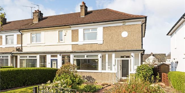 Offers Over £170,000, 3 Bedroom End of Terrace House For Sale in Paisley, PA1