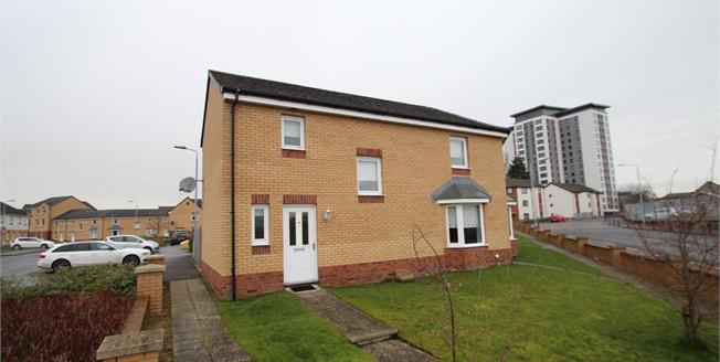 Offers Over £160,000, 3 Bedroom Semi Detached House For Sale in Paisley, PA1