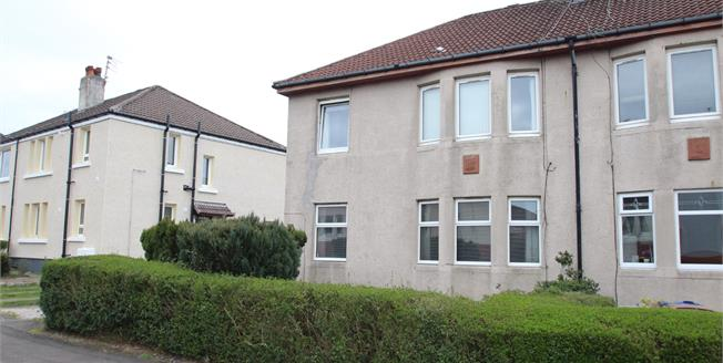 Offers Over £60,000, 1 Bedroom Flat For Sale in Paisley, PA2