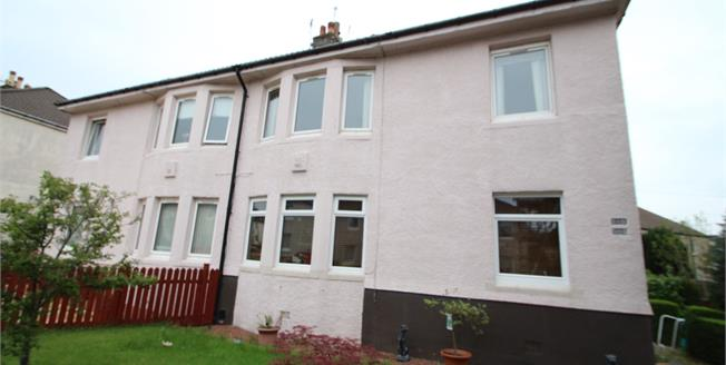 Offers Over £55,000, 1 Bedroom Flat For Sale in Paisley, PA2
