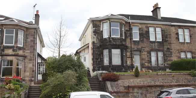 Offers Over £200,000, 3 Bedroom Flat For Sale in Paisley, PA2
