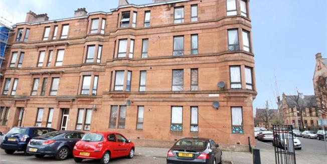 Offers Over £49,995, 1 Bedroom Flat For Sale in Glasgow, G42