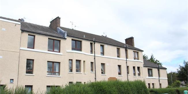 Offers Over £65,000, 2 Bedroom Upper Floor Flat For Sale in Glasgow, G52