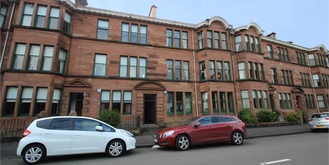 Offers Over £260,000, 3 Bedroom Flat For Sale in Glasgow, G41