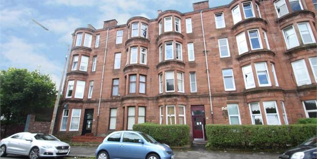 Offers Over £79,995, 1 Bedroom Upper Floor House For Sale in Glasgow, G41