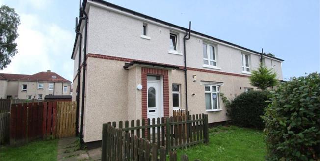 Offers Over £75,000, 3 Bedroom Upper Floor Flat For Sale in Glasgow, G53