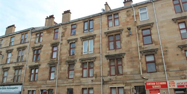 Offers Over £69,000, 1 Bedroom Flat For Sale in Glasgow, G42