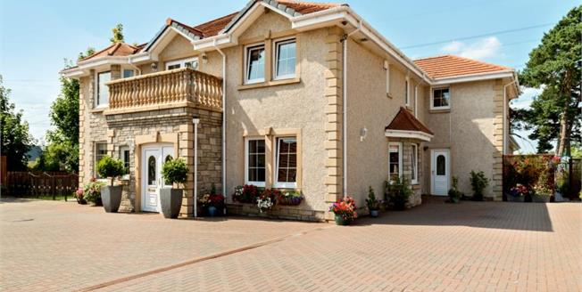Offers Over £700,000, 5 Bedroom Detached House For Sale in By Dunmore, FK2